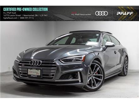 2018 Audi S5 3.0T Technik (Stk: 53459) in Newmarket - Image 1 of 22