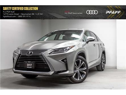 2017 Lexus RX 350 Base (Stk: 53463) in Newmarket - Image 1 of 22