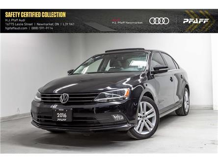 2016 Volkswagen Jetta 1.8 TSI Highline (Stk: 53467) in Newmarket - Image 1 of 22