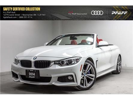 2014 BMW 435i  (Stk: A12768A) in Newmarket - Image 1 of 22