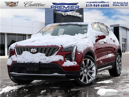 2019 Cadillac XT4 Premium Luxury (Stk: 192137) in Windsor - Image 1 of 27