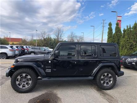 2018 Jeep Wrangler Unlimited Sahara (Stk: U1807) in Vaughan - Image 2 of 22