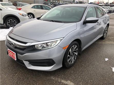 2016 Honda Civic EX (Stk: P7198) in Georgetown - Image 1 of 11