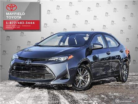 2018 Toyota Corolla LE (Stk: M000234A) in Edmonton - Image 1 of 28