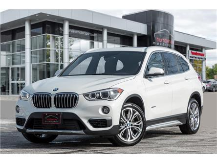 2018 BMW X1 xDrive28i (Stk: 19HMS1212) in Mississauga - Image 1 of 21