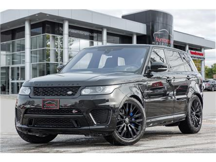 2017 Land Rover Range Rover Sport  (Stk: 19HMS1144) in Mississauga - Image 1 of 27