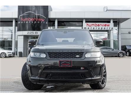 2017 Land Rover Range Rover Sport  (Stk: 19HMS1144) in Mississauga - Image 2 of 27