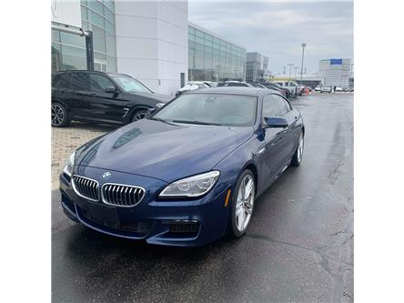 2016 BMW 640i xDrive Gran Coupe (Stk: DB5844) in Oakville - Image 1 of 10