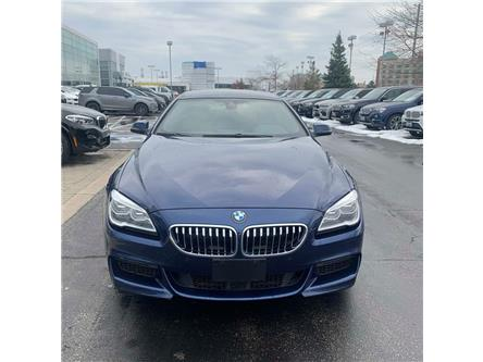 2016 BMW 640i xDrive Gran Coupe (Stk: DB5844) in Oakville - Image 2 of 10
