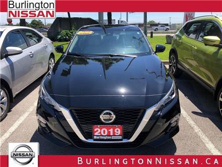 2019 Nissan Altima 2.5 Platinum (Stk: Y5502) in Burlington - Image 1 of 5