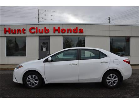 2014 Toyota Corolla  (Stk: 7347A) in Gloucester - Image 1 of 21