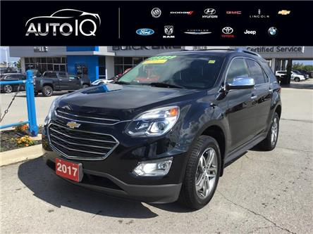 2017 Chevrolet Equinox Premier (Stk: K494A) in Grimsby - Image 1 of 15