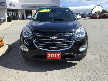 2017 Chevrolet Equinox Premier (Stk: K494A) in Grimsby - Image 2 of 15