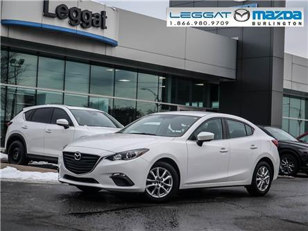 2015 Mazda Mazda3 GS (Stk: 2046) in Burlington - Image 1 of 27