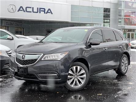 2016 Acura MDX Navigation Package (Stk: 20098A) in Burlington - Image 1 of 30