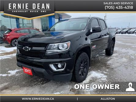 2017 Chevrolet Colorado Z71 (Stk: 15069A) in Alliston - Image 1 of 30