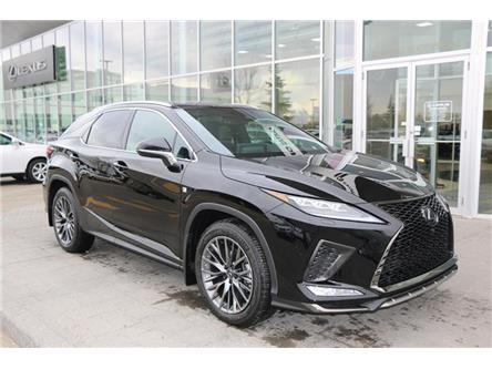 2020 Lexus RX 350 Base (Stk: 200086) in Calgary - Image 1 of 13