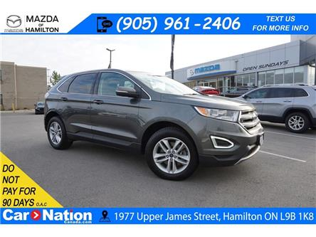2018 Ford Edge SEL (Stk: DR200) in Hamilton - Image 1 of 38