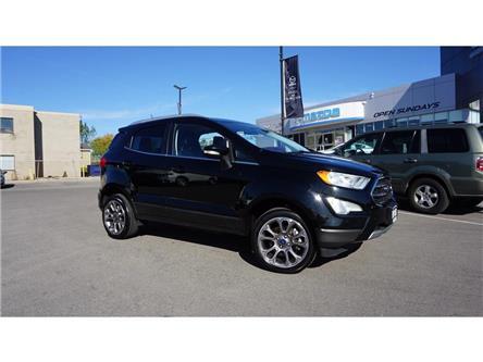2018 Ford EcoSport Titanium (Stk: DR225) in Hamilton - Image 2 of 34