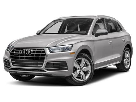 2020 Audi Q5 45 Progressiv (Stk: N5455) in Calgary - Image 1 of 9