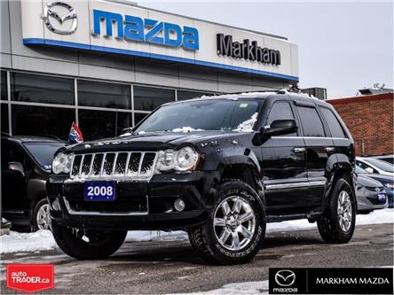 2008 Jeep Grand Cherokee Overland (Stk: D190677B) in Markham - Image 1 of 28