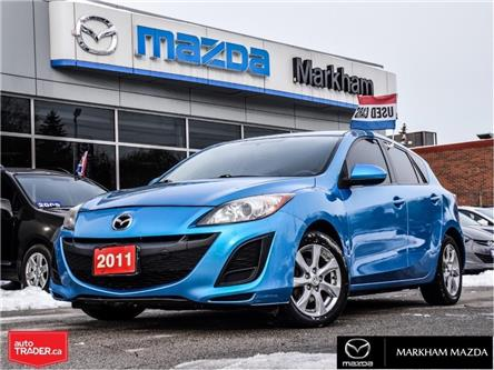 2011 Mazda Mazda3 Sport GX (Stk: D5200025A) in Markham - Image 1 of 22