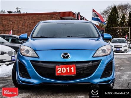 2011 Mazda Mazda3 Sport GX (Stk: D5200025A) in Markham - Image 2 of 22