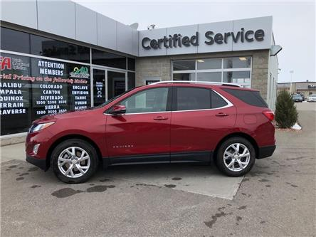 2019 Chevrolet Equinox LT (Stk: 9B056A) in Blenheim - Image 1 of 21