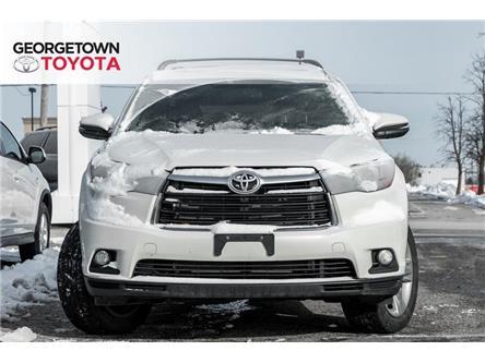 2016 Toyota Highlander Limited (Stk: 16-39733GL) in Georgetown - Image 2 of 22