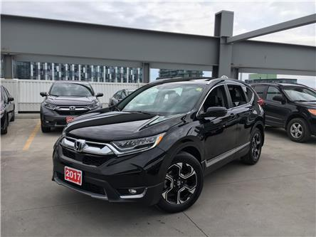 2017 Honda CR-V Touring (Stk: V191371A) in Toronto - Image 1 of 26