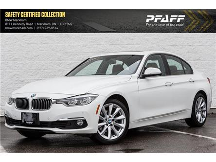 2016 BMW 328i xDrive (Stk: D12627) in Markham - Image 1 of 20