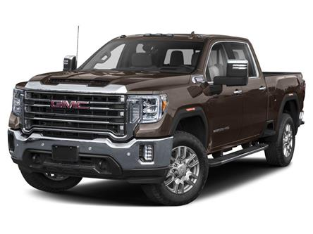 2020 GMC Sierra 3500HD SLT (Stk: M5043-20) in Courtenay - Image 1 of 8