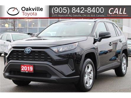 2019 Toyota RAV4 Hybrid LE (Stk: P1234) in Oakville - Image 1 of 17