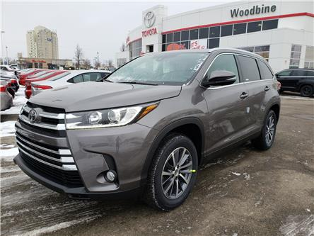2019 Toyota Highlander XLE (Stk: 9-1288) in Etobicoke - Image 1 of 5