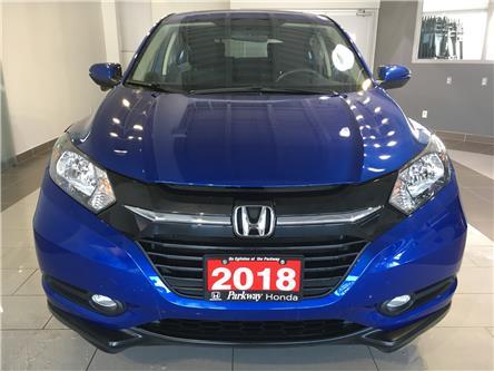 2018 Honda HR-V EX (Stk: 16537A) in North York - Image 2 of 18