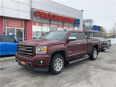 2015 GMC Sierra 1500 SLT (Stk: FZ202116) in Sarnia - Image 1 of 8