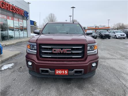 2015 GMC Sierra 1500 SLT (Stk: FZ202116) in Sarnia - Image 2 of 8