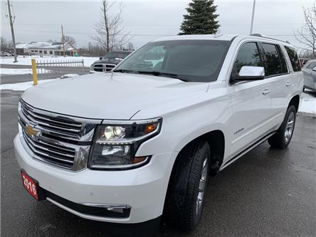 2016 Chevrolet Tahoe LTZ (Stk: 43825) in Carleton Place - Image 1 of 18
