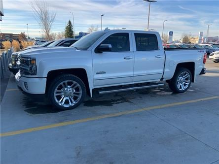 2018 Chevrolet Silverado 1500 High Country (Stk: 211440) in Lethbridge - Image 2 of 4