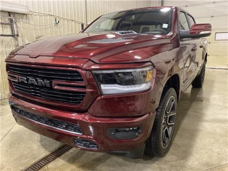 2020 RAM 1500 Rebel (Stk: LT001) in Rocky Mountain House - Image 1 of 30