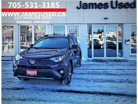 2017 Toyota RAV4 XLE (Stk: N2065A) in Timmins - Image 1 of 18