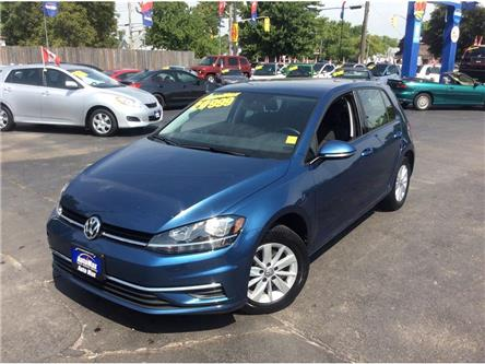 2018 Volkswagen Golf 1.8 TSI Comfortline (Stk: A8584) in Sarnia - Image 1 of 30