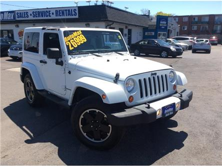 2012 Jeep Wrangler Sahara (Stk: A8463) in Sarnia - Image 1 of 30
