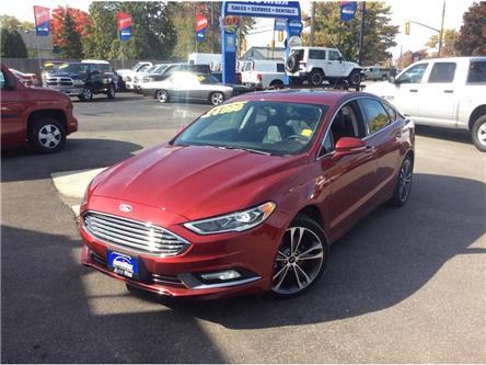 2018 Ford Fusion  (Stk: A8494) in Sarnia - Image 1 of 30