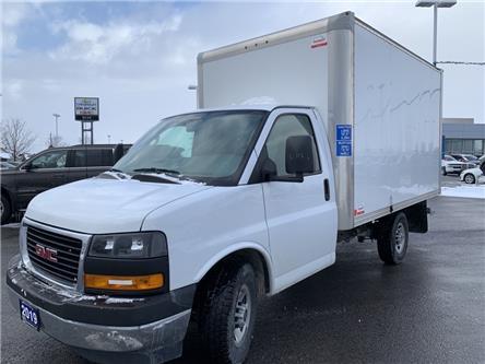 2019 GMC Savana Cutaway Work Van (Stk: 177524) in Carleton Place - Image 1 of 13