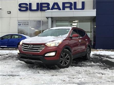2016 Hyundai Santa Fe Sport 2.4 Premium (Stk: SP0929A) in Peterborough - Image 1 of 11