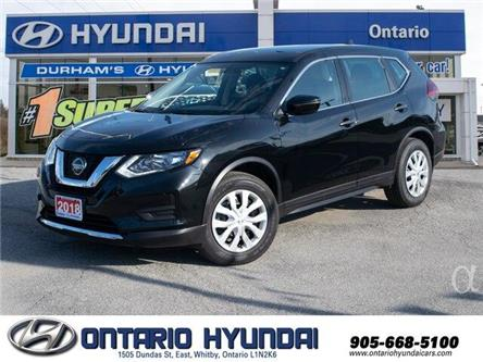 2018 Nissan Rogue S (Stk: 45698K) in Whitby - Image 1 of 20