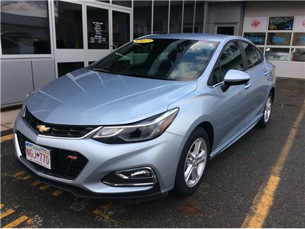 2017 Chevrolet Cruze LT Auto (Stk: 1787A) in Sussex - Image 1 of 14