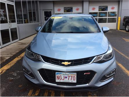 2017 Chevrolet Cruze LT Auto (Stk: 1787A) in Sussex - Image 2 of 14