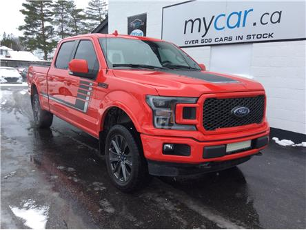 2018 Ford F-150 Lariat (Stk: 191705) in Kingston - Image 1 of 20